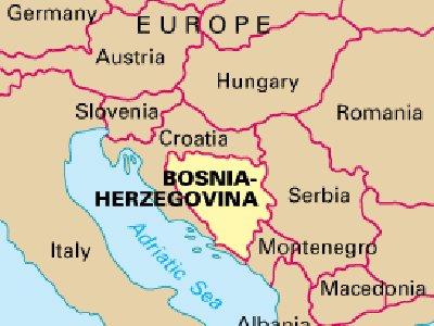 Босния и Герцеговина подала заявку на вступление в Евросоюз