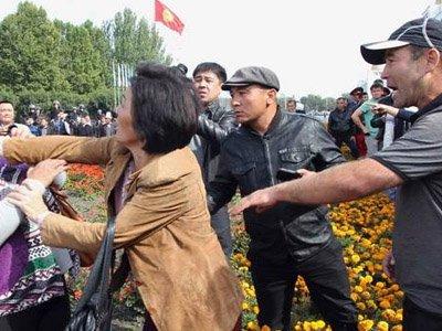Депутаты парламента Киргизии задержаны за попытку захвата власти