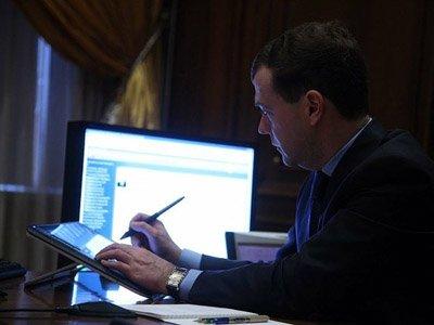Дмитрий Медведев убедился в отсутствии блокировки Rutracker