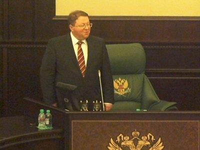 Антон Иванов взял самоотвод из-за ФСО