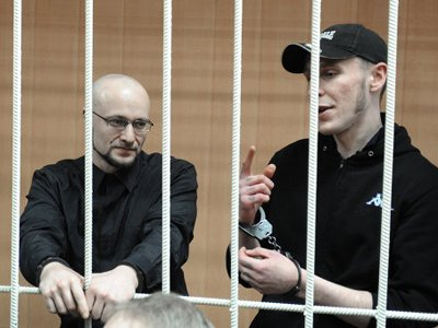 Мосгорсуд уменьшил срок участнику московских беспорядков, бросавшему ограждения в омоновцев