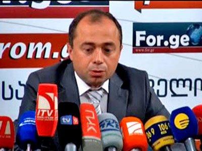 Новым генпрокурором Грузии стал адвокат премьер-министра