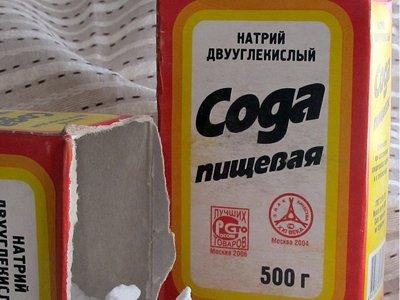 ФАС возбудила дело о сговоре продавцов пищевой соды по результатам внезапных проверок