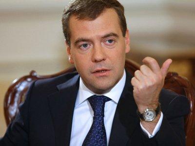 Медведев пообещал не повышать налоги до конца 2018 года