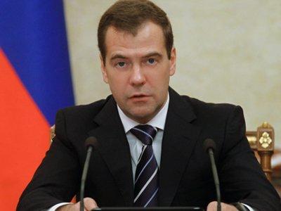 Медведев поручил подготовить изменения в законодательство о третейских судах