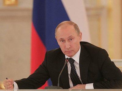 Путин увеличивает число поводов для исполнения российского гимна