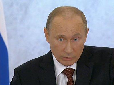 Путин взялся подумать над изменением механизма увольнения судей
