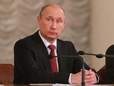 """""""Затрудняюсь назвать статью, но я читал Конституцию"""", - Путин"""
