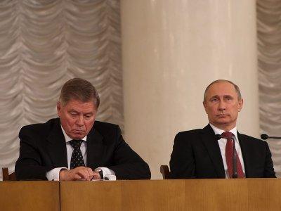 Лебедев в последний момент подал заявление на должность главы ВС