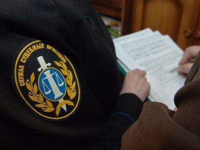 Средний размер взятки, предлагаемой приставам, составил 12 400 руб.