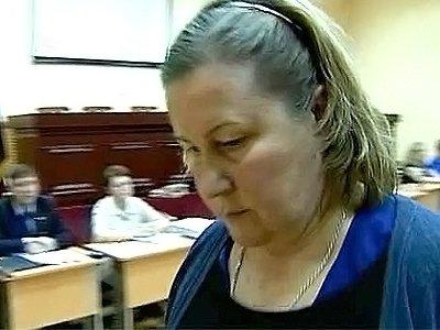 Судья Ирина Глебова, вернувшая