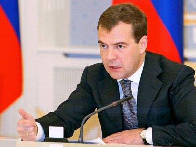 Медведев проверит информацию об отказе Минюста проводить экспертизу президентских законопроектов - СМИ