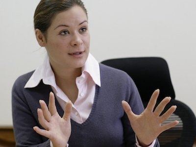 У Марии Гайдар проводится обыск