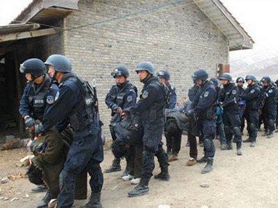 Аресты в Тибете