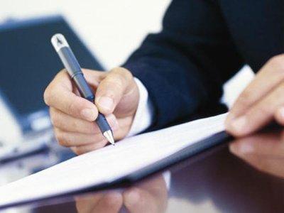 Нотариус оспаривает выговор за отказ дважды оплачивать бланки для работы