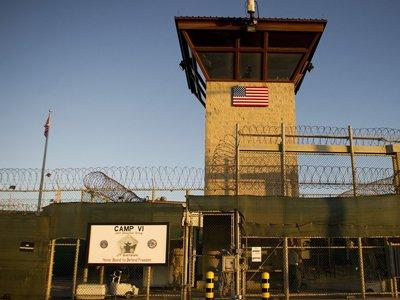 """Суд разрешил продолжать """"интимные"""" обыски в Гуантанамо"""