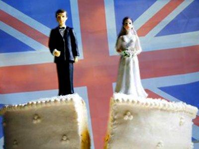 Британский Минюст решил повысить на 30% госпошлину за развод