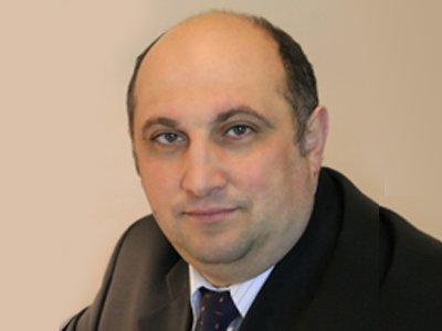 Бывший первый вице-губернатор Новгородской области Арнольд Шалмуев