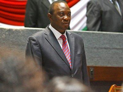 МУС снял с президента Кении обвинения в преступлениях против человечности