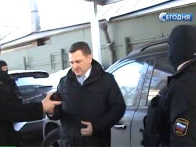 Вице-президент RBS Всеволод Глуховцев был задержан в Москве в апреле 2013 года