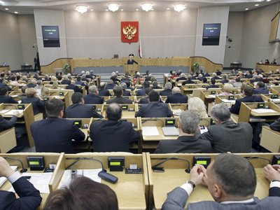 В Госдуме поддержали идею о создании Национальной перестраховочной компании