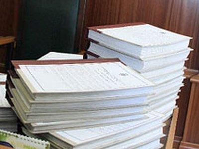 В Москве обнаружили выброшенные управлением Суддепа уголовные дела