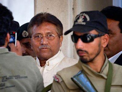 Бывшему президенту Пакистана Первезу Мушараффу домашний арест заменили на залог