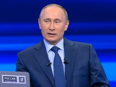 Путин ликвидировал ФСФР, передав ее функции Центробанку