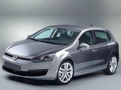 Возбуждено дело на ревнивца, который разбил и поджег Volkswagen Golf соперника