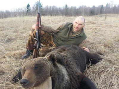 По медвежьей охоте депутата Госдумы Валуева начата доследственная проверка
