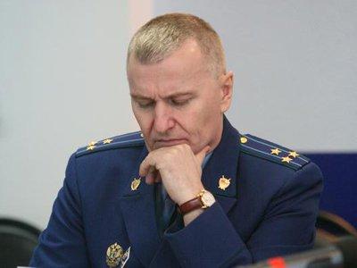 Судят заместителя облпрокурора, бравшего 100 000 руб. за прекращение уголовного преследования
