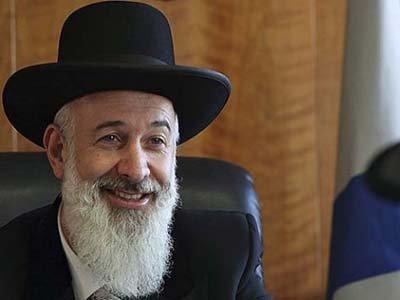 Главный ашкеназский раввин Израиля арестован по подозрению в коррупции