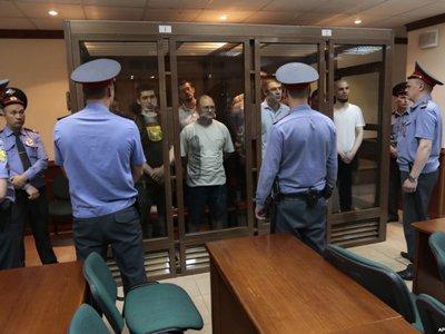 """Суд отказал в амнистии восьмерым фигурантам """"Болотного дела"""""""