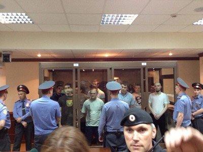 """Отклонен первый отвод судье по """"Болотному делу"""""""