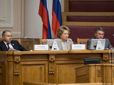 """Совфед утвердил группу """"профессиональных и умных"""" судей ВС"""