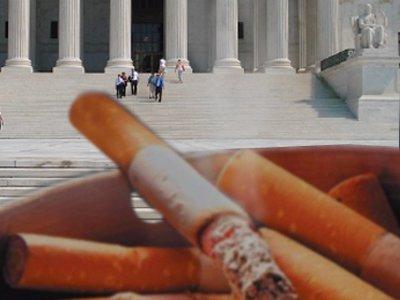 Верховный суд США разрешил судиться с табачными компаниями