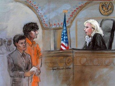 Сможет ли Джохар Царнаев избежать смертной казни за взрывы в Бостоне