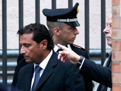 Капитан затонувшего лайнера Costa Concordia согласен на 3 года и 5 месяцев тюрьмы