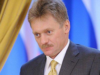 Кремль прокомментировал задержание высокопоставленных сотрудников СКР