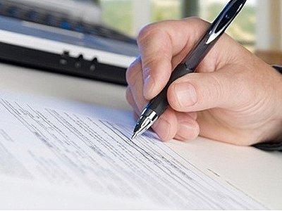В договоре ни слова: что делать потребителю, подписавшему пустой лист