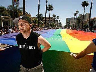 Однополые пары судятся с губернатором штата Пенсильвания, где их браки были аннулированы