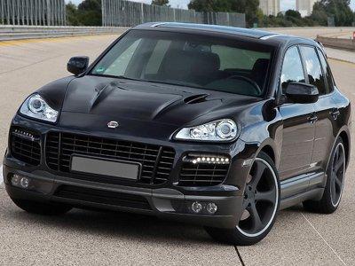 Полиция ищет Porsche Cayenne за 3 млн руб., угнанный у 30-летнего московского налоговика