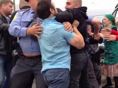 Полицейских, которых Путин сравнил с Иудой, наказали годом колонии каждого