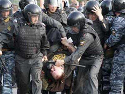 Госдума условно смягчила драконовские штрафы, принятые для воспитания культуры протеста