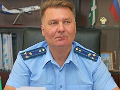 Чайка назначил дальневосточным транспортным прокурором выпускника УрГЮА