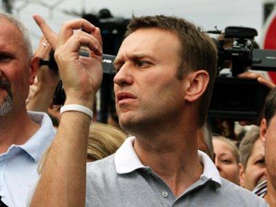 МВД не нашло доказательств, что Навальный брал деньги на избирательную кампанию из-за рубежа