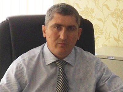 Новый президент АП Чеченской Республики Рамзан Дакаев