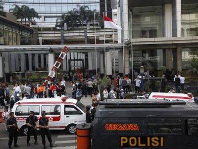 В Индонезии арестованы восемь человек, подозреваемых в подготовке взрыва у посольства Мьянмы