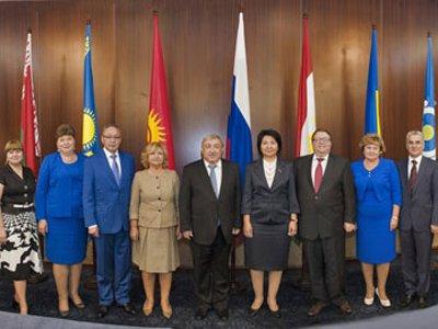 ВАС представил главам судов проект Евразийской судебной сети