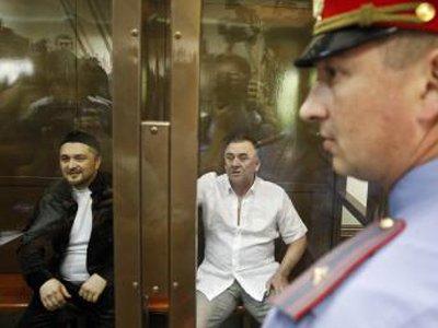 Рустам Махмудов и Лом Али Гайтукаев
